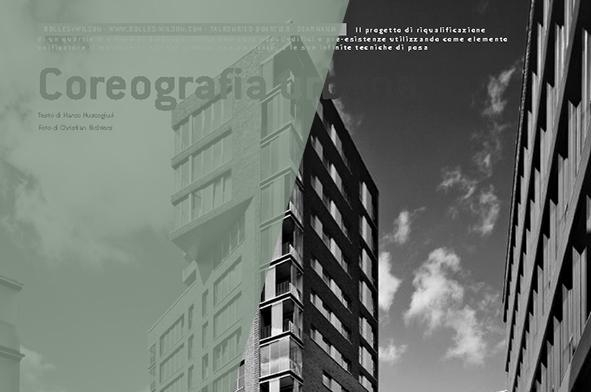 Coreografia urbana. Il progetto del Falkenried Quartier ad Amburgo / Articolo