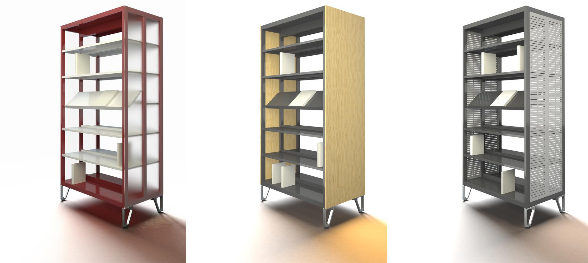 Sistema arredo biblioteche alterstudio partners for Arredi per biblioteche