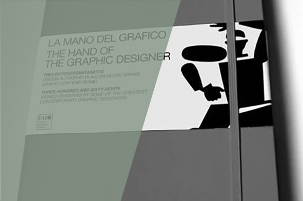 The hand of the graphic designer / Libro
