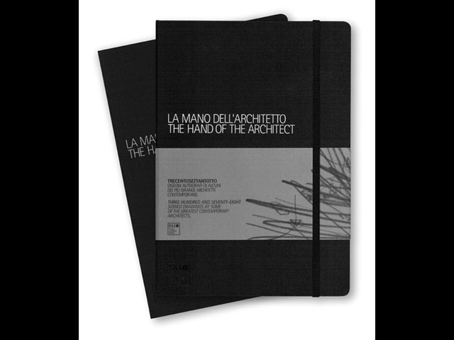 The hand of the architect / Libro