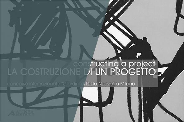 La costruzione di un progetto  Constructing a project / Libro
