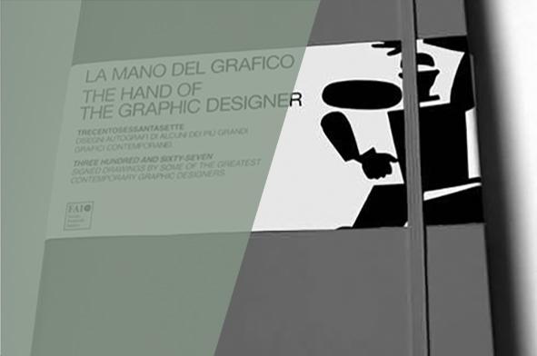 The hand of the graphic designer / Libro
